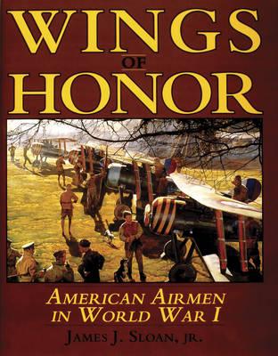 Wings of Honor: American Airmen in WWI (Hardback)