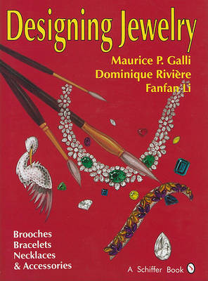 Designing Jewelry: Brooches, Bracelets, Necklaces & Accessories (Hardback)