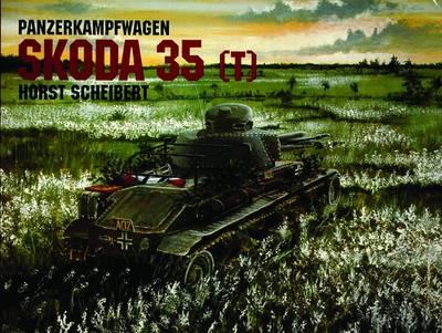 Panzer 35 (t): Panzerkampwagen (Paperback)