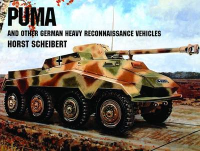 Puma & Other German Recon Vehicles (Paperback)