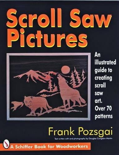 Scroll Saw Pictures (Paperback)