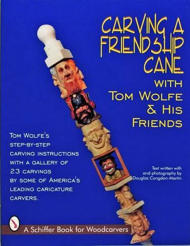 Carving a Friendship Cane (Paperback)