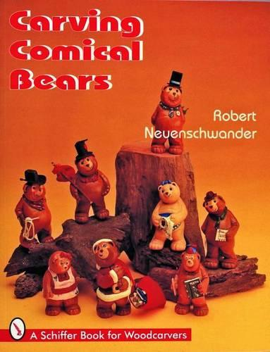 Carving Comical Bears (Paperback)