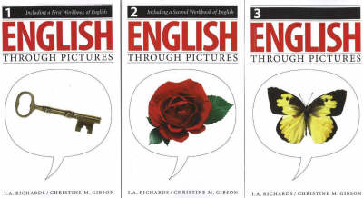 English Through Pictures, Books 1-3 (Paperback)