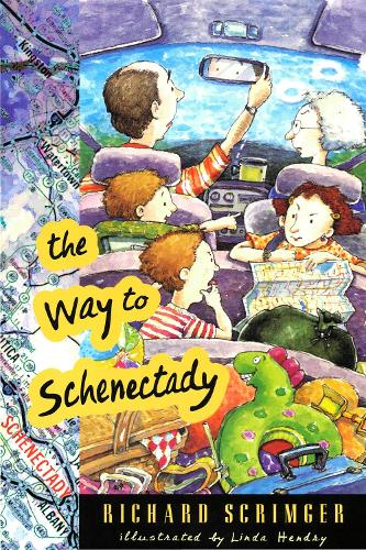 The Way To Schenectady (Paperback)