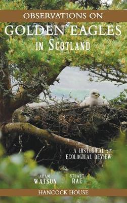 Observations on Golden Eagles in Scotland (Hardback)