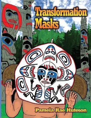 Transformation Masks - Coloring Book (Paperback)