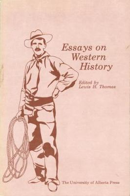 Essays on Western History (Paperback)