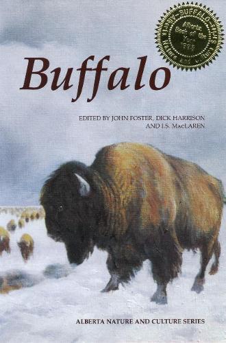 Buffalo - Alberta Nature and Culture Series (Paperback)