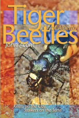 Tiger Beetles of Alberta: Killers on the Clay, Stalkers on the Sand - Alberta Insects Series (Paperback)