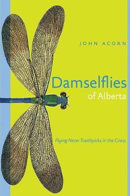 Damselflies of Alberta: Flying Neon Toothpicks in the Grass - Alberta Insects Series (Paperback)
