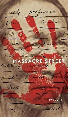 Massacre Street - Robert Kroetsch Series (Paperback)