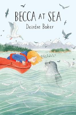 Becca at Sea (Paperback)
