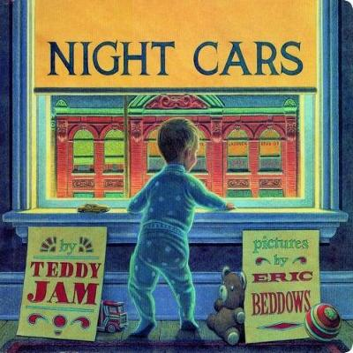 Night Cars (Board book)