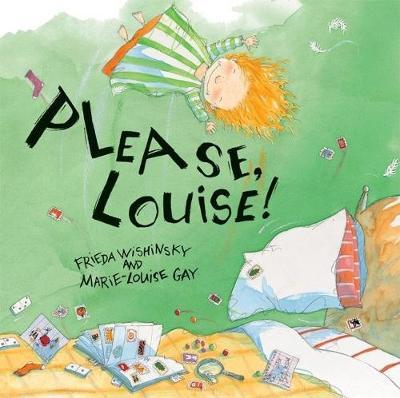 Please, Louise! (Hardback)