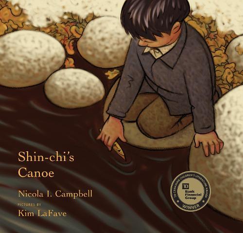 Shin-chi's Canoe (Hardback)