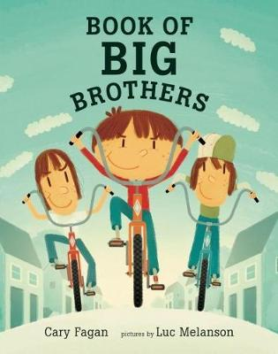 Book of Big Brothers (Hardback)