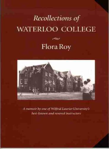 Recollections of Waterloo College (Paperback)