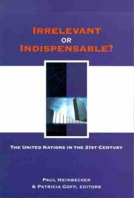 Irrelevant or Indispensable?: The United Nations in the Twenty-First Century (Paperback)
