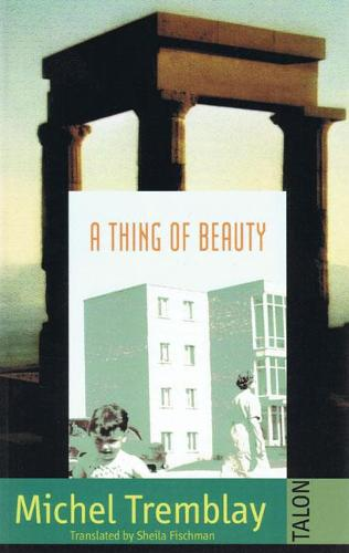 A Thing of Beauty (Paperback)