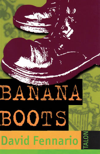 Banana Boots (Paperback)