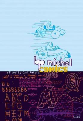 bpNichol Comics (Paperback)