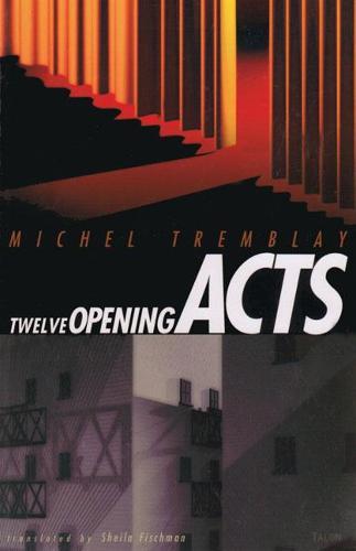 Twelve Opening Acts (Paperback)