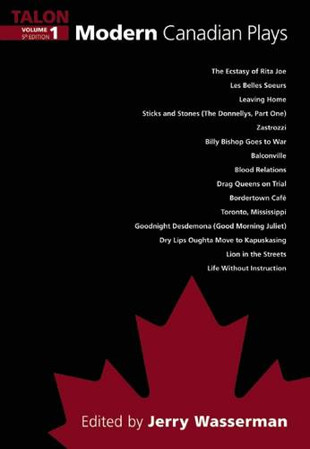 Modern Canadian Plays (Paperback)
