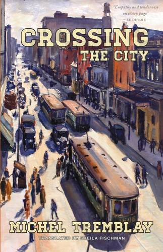 Crossing the City - Desrosiers Diaspora (Paperback)