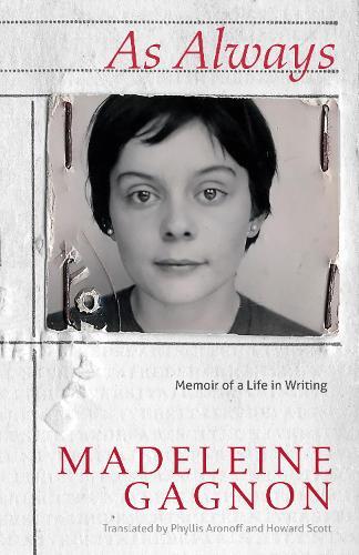 As Always: Memoir of a Life in Writing (Paperback)