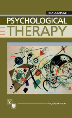 Psychological Therapy (Hardback)