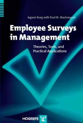 Employee Surveys in Management: Theories, Tools, and Practical Applications (Hardback)