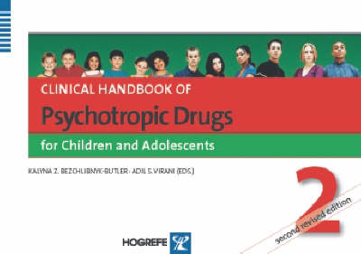 Clinical Handbook of Psychotropic Drugs for Children and Adolescents (Paperback)