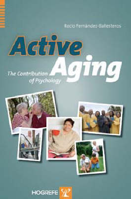 Active Aging: The Contribution of Psychology (Paperback)
