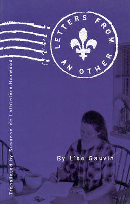 Letters from an Other (Paperback)