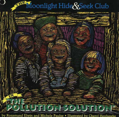 The Pollution Solution - Moonlight Hide and Seek Club S. (Paperback)