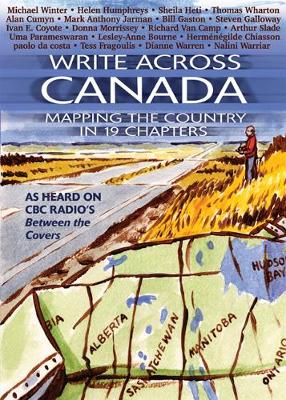 Write Across Canada: Mapping the Country in 19 Chapters (Paperback)