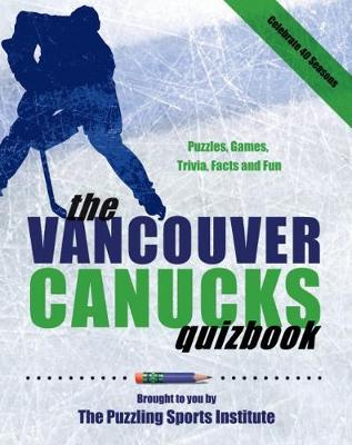 Vancouver Canucks Quizbook (Paperback)