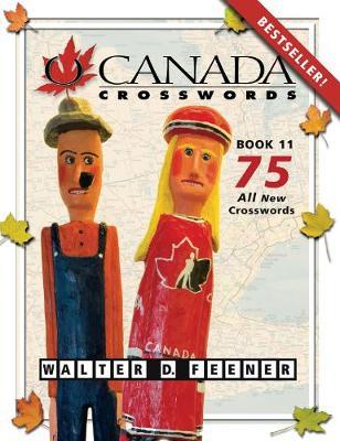 O Canada Crosswords: Book 11 (Paperback)