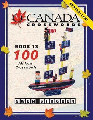 O Canada Crosswords Book 13 (Paperback)