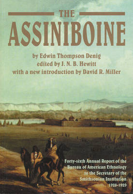 The Assiniboine: Forty-sixth Annual Report of the Bureau of American Ethnology to the Secretary of the Smithsonian Institution, 1928-1929 (Paperback)