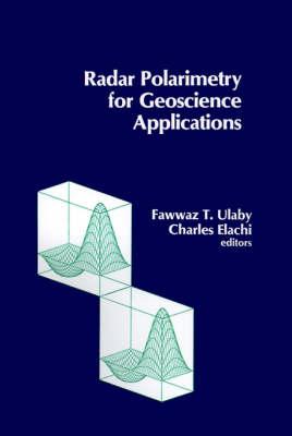 Radar Polarimetry for Geoscience Applications - Remote sensing library (Hardback)