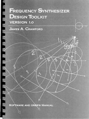 Frequency Synthesizer Design Toolkit - Microwave software library