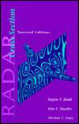 Radar Cross Section - Radar Library (Hardback)