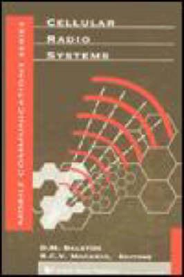 Cellular Radio Systems - Telecommunications Library (Hardback)