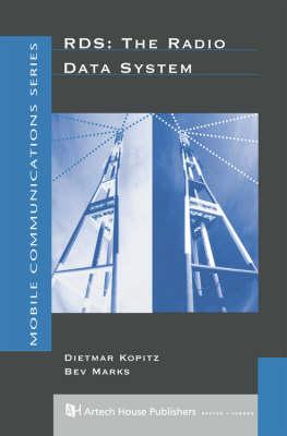RDS: Radio Data System - Mobile Communications Library (Hardback)