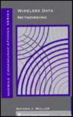 Wireless Data Networking - Telecommunications Library (Hardback)