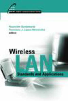 Wireless LAN Standards and Applications - Telecommunications Library (Hardback)
