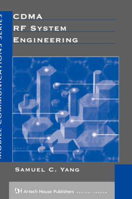 CDMA RF System Engineering - Mobile Communications Library (Hardback)