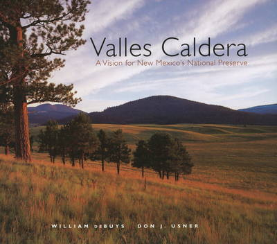 Valles Caldera: A Vision for New Mexico's National Preserve (Paperback)